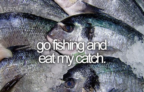 ewww maybe take a bite but yes #skittlesBuckets Lists, Catching Fish, Trout, Healthy Eating, Fish Fries, Deep Sea, Healthy Food, Bucket Lists, Fly Fishing