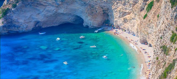 Paradise Beach, Paleokastritsa