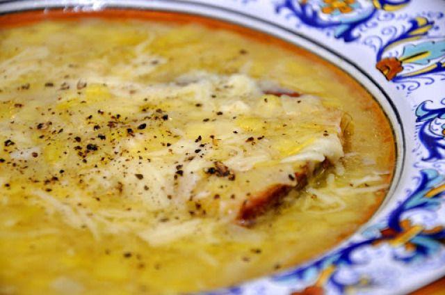 Zuppa di porri (Leek Soup) | Memorie di Angelina