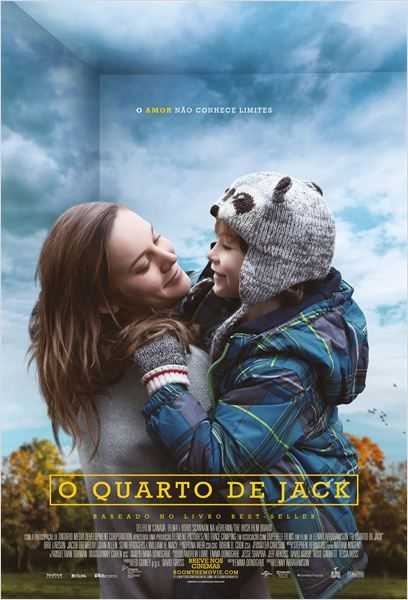 O Quarto de Jack - Clipes e Trailers