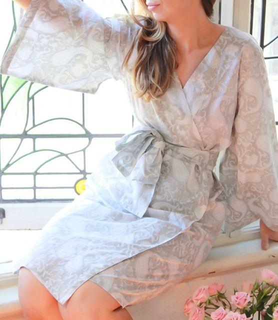 Cotton Voile Robes - Ivy & Matilda