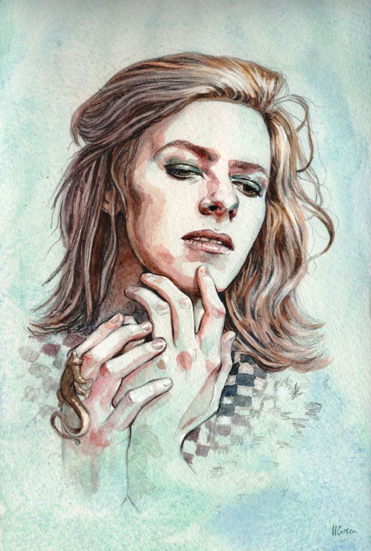 Helen Green - Hunky Dory, Bowie 1971