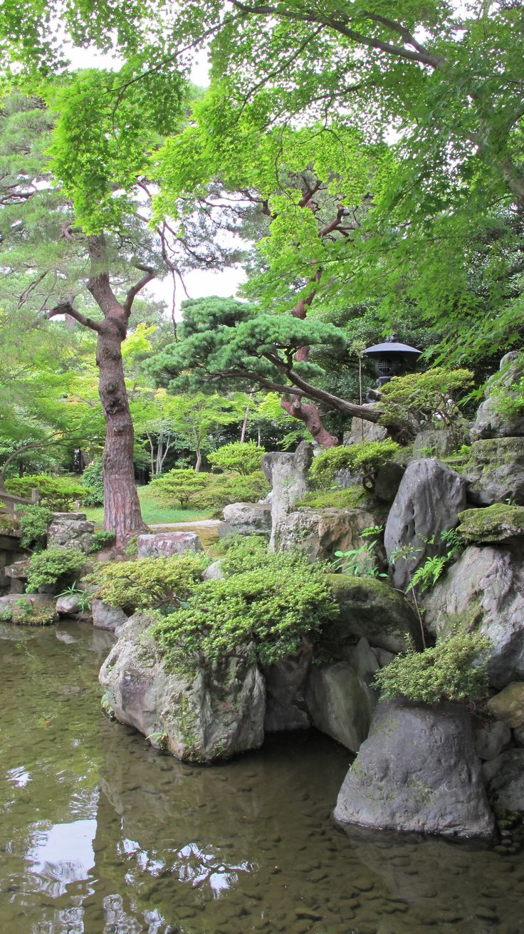 265 best Gardens: Japanese Gardens images on Pinterest | Japanese ...