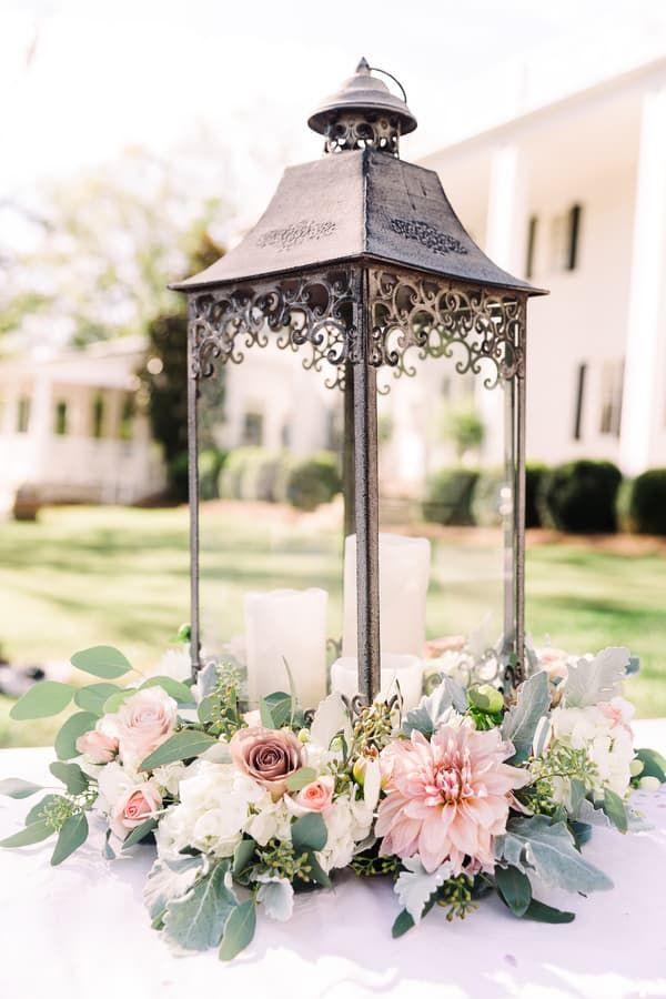 Late Summer Vineyard Wedding Lantern Centerpiece Wedding Lantern Centerpieces Lantern Centerpiece Wedding Rustic