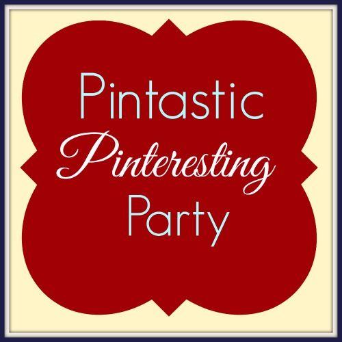 Pintastic Pinteresting Party 2015