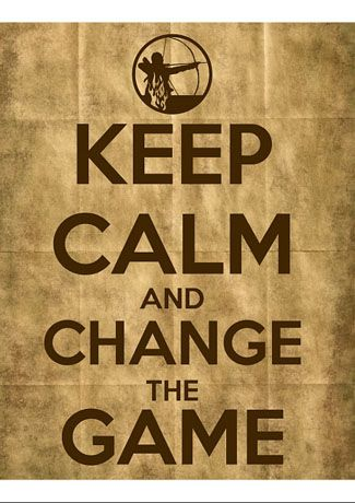 .: Life Happen, Hunger Games Quotes, The Hunger Games, Poster, Hungergames, Keepcalm, The Games, Movie, Keep Calm Signs
