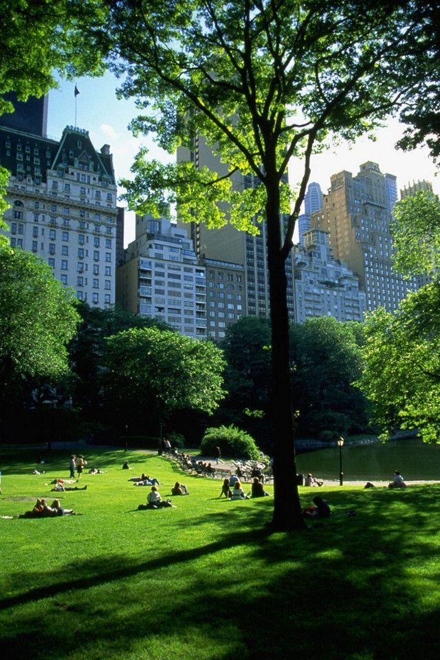 Amamos disfrutar de los parques, el sol, la familia y los amigos.  //Central…