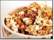 Popcorn Trail Mix | Recipes - Crackers, Nuts, Popcorn and Chips | Pin ...