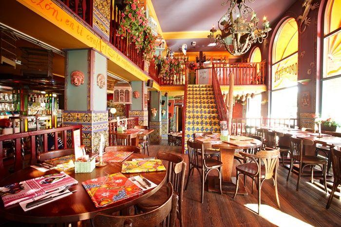 Mexicaans Restaurant Popocatepetl