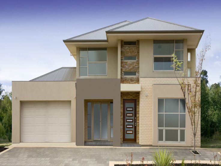 Photo of a brick house exterior from real Australian home - House Facade photo 322305
