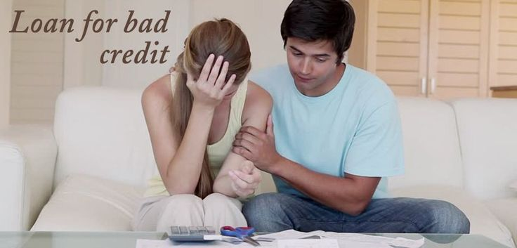 how to get a bank loan with poor credit