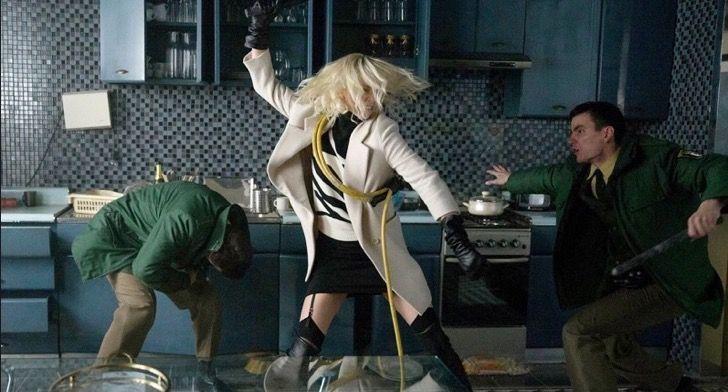 Nueva heroína que reemplazará a Mujer Maravilla: Atomic Blonde promete ser cinta de acción del año