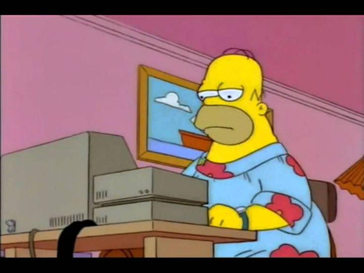 los simpson-Homero-tecla cualquiera[HD]