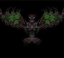 Dragon 01 by InnerReaper