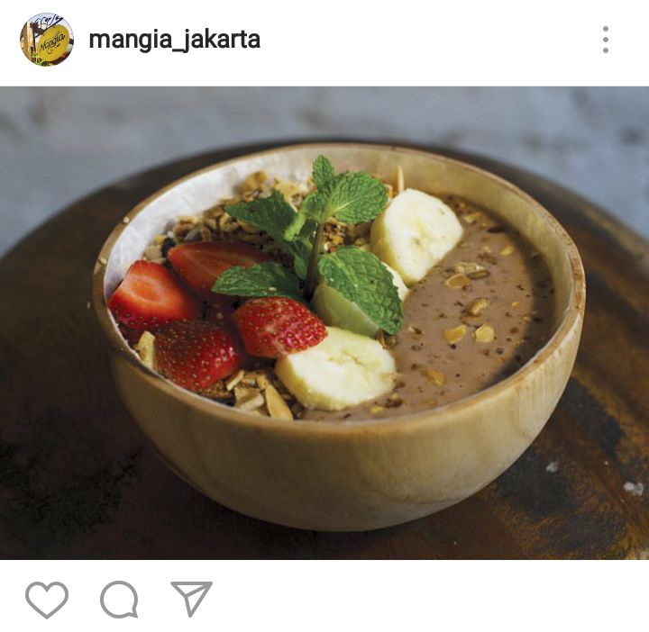 Rekomendasi Kafe Smoothie Bowl    - zetizen.com