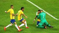 JP no Lance: Olimpíada 2016: Futebol Masculino:  Ufa, finalment...
