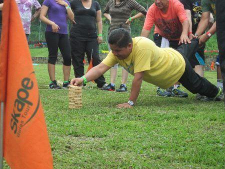 outdoor training 16