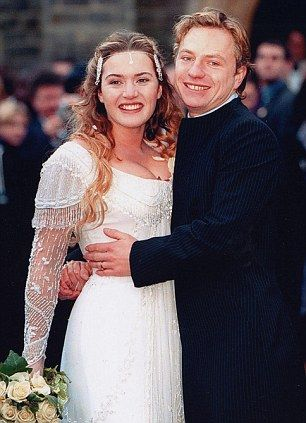 KateWinslet & Jim Threapleton married 1998-2001 & have a daughter Mia.