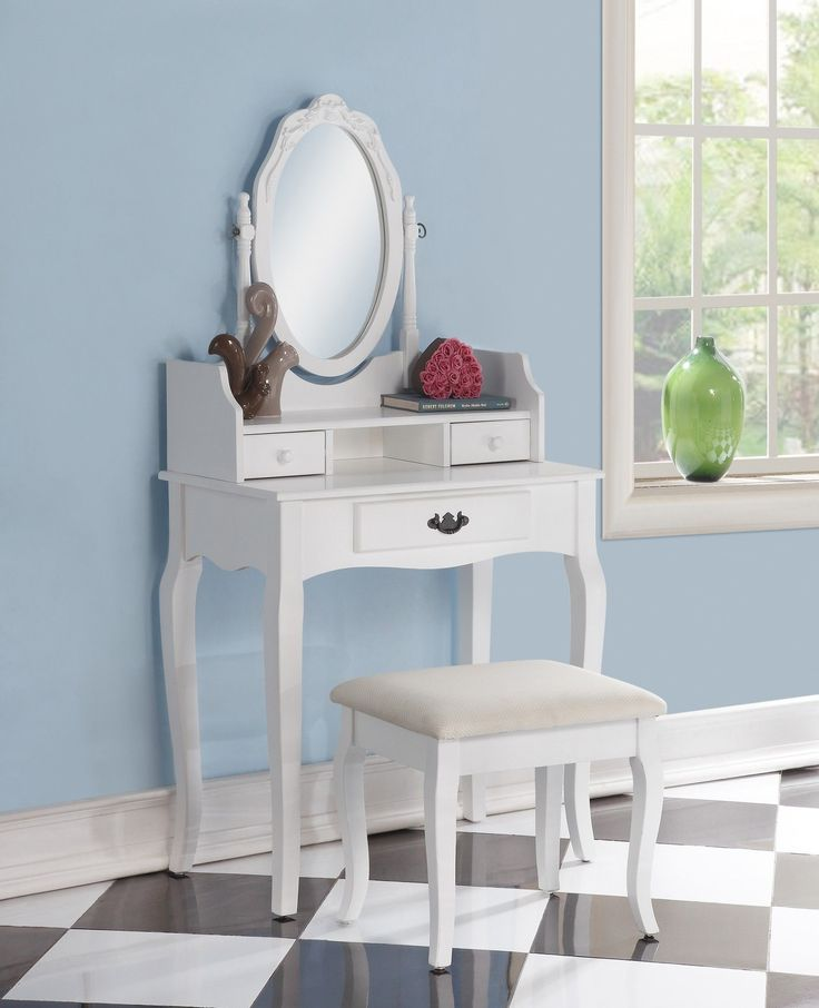 white corner makeup vanity. FurnitureMaxx Ribbon Wood Makeup Vanity Table and Stool Set  White Best 25 makeup vanity ideas on Pinterest Wooden
