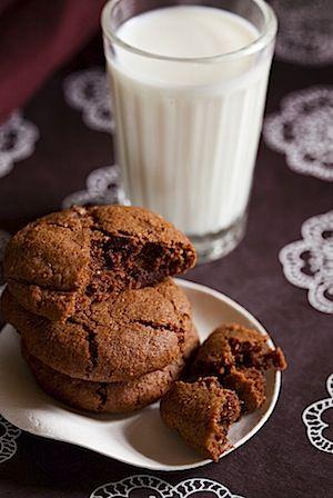Chocolate Hazelnut Cookies: Healthy Recipe, Recipe Book
