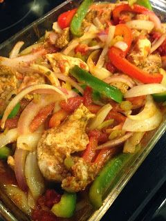 Two posts in one day?? I'm on a freaking roll, people! Whoo! Well I know I just posted a foil pack chicken fajitas recipe not too long ago, ...