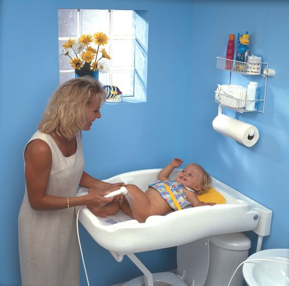 Shower Baby Diaper Changing Table Changing Table
