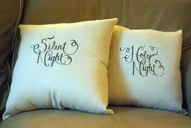 christmas throw pillows - Google Search