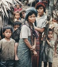 beautiful Karen people -Pinned by Becca