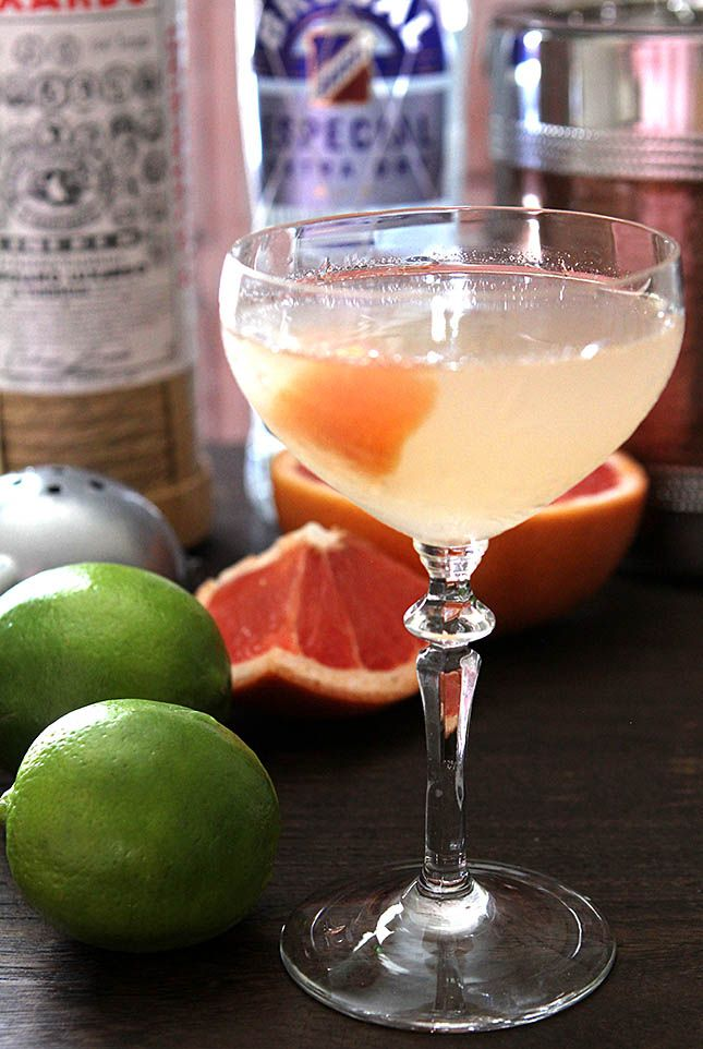 The Hemingway Daiquiri from @CreativCulinary