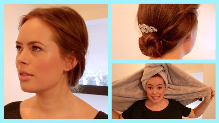 Quick & Easy Wedding Hairstyle! | Tanya Burr