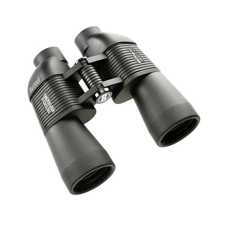 Bushnell - 12x50 Permafocus Binoculars Porro Prism Black - #binoculars
