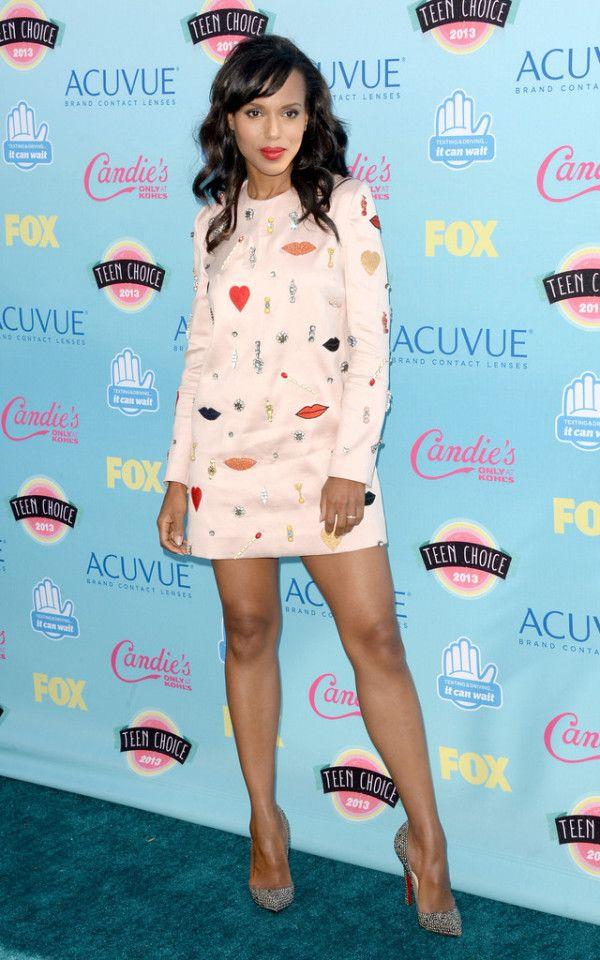 Kerry Washington - Teen Choice Awards 2013