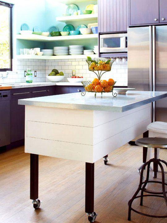 2873 besten KITCHEN Bilder auf Pinterest moderne Küchenschränke - sonne scheint gelben kuche
