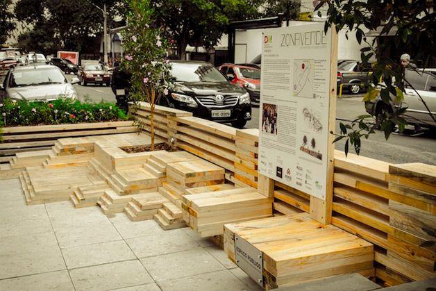 Conheça os parklets: as extensões temporárias que promovem uma renovação dos espaços públicosparklet18