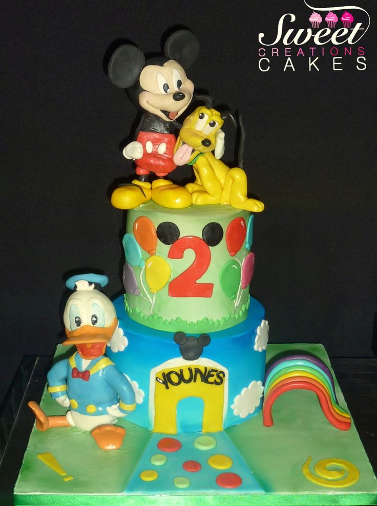 Duck Tales Birthday Cakes
