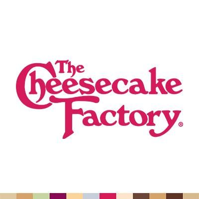 Cheesecake Factory #BocaPark 750 South Rampart Blvd. // Las Vegas, NV 89145 p: 702.951.3800