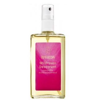 Deodorant cu trandafir sălbatic