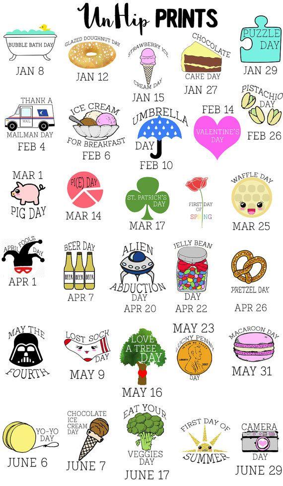 Etiquetas engomadas de la fiesta mensual mensuales por UnHipPrints