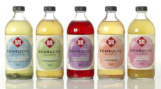 Drink it: This ancient fermented tea beverage isn't loaded with caffeine—that's wiped out as the tea ferments. Instead, the art of making kombucha—a mildly tart, effervescent natural energy drink—creates B vitamins that are essential to healthy energy levels.