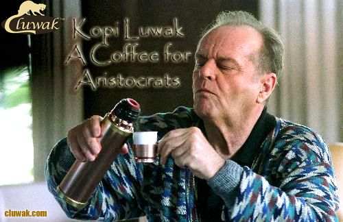 A coffee for aristocrats - Kopi Luwak