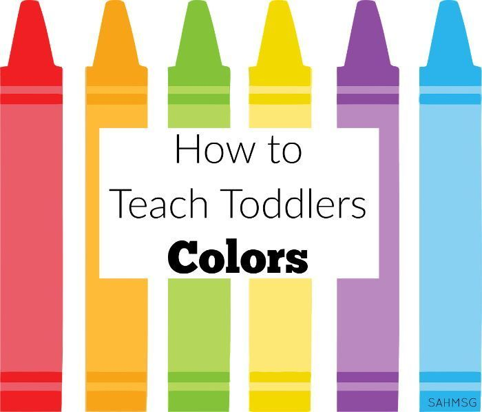 The 25+ best Teaching toddlers colors ideas on Pinterest ...