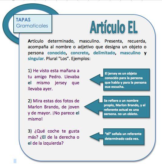 Artículo EL