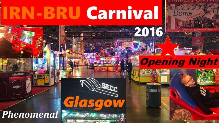 Irn-Bru Carnival (SECC) Glasgow 2016 / 2017