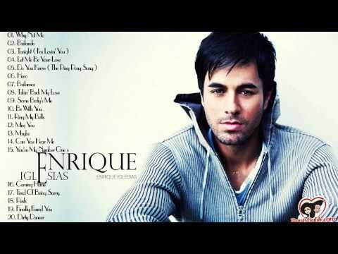 Best song of Enrique Iglesias 2015 || Enrique Iglesias Greatest Hits (Full Album) - YouTube