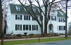 Chi Psi Lodge at Rutgers University - New Brunswick, New Jersey