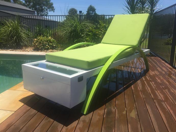 Solar Sun Lounge Style 4