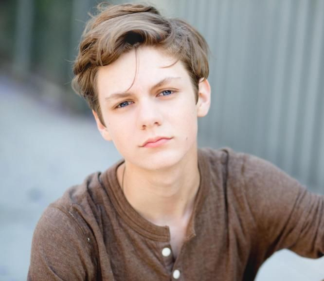 Ty Simpkins   Boy face. Marvel actors. American actors