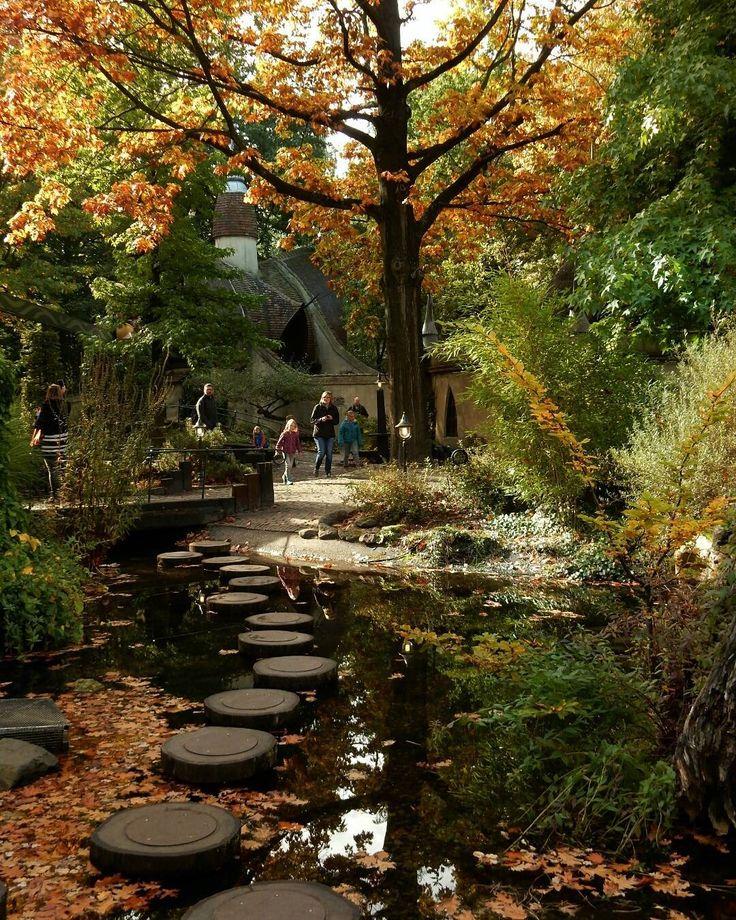 Land van Laaf in een herfstsfeer