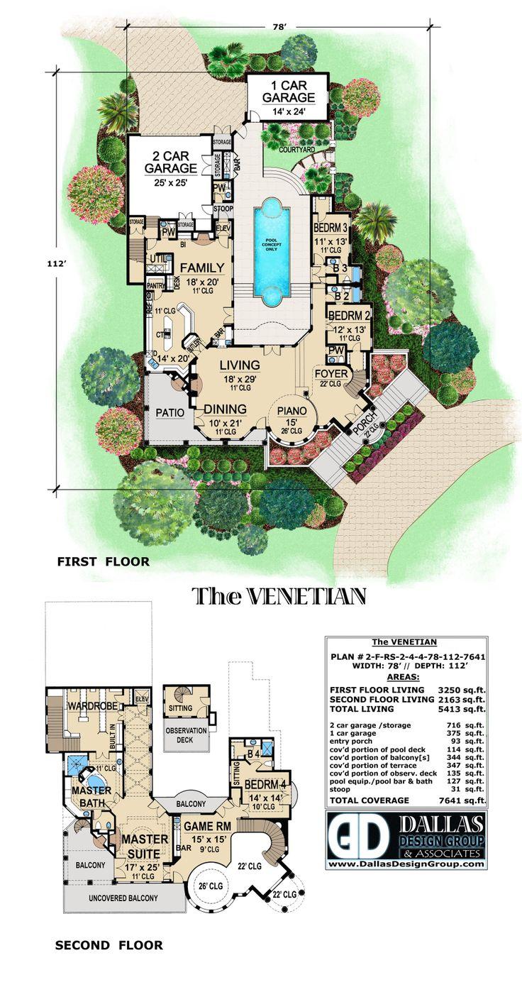 1041 best luxury villas images on pinterest dream houses