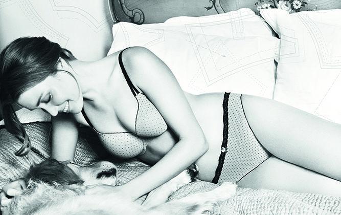 beautiful curve-loving B to E cup underwear